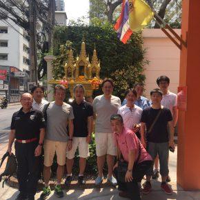 2017年3月4日~8日 バンコク海外研修レポート